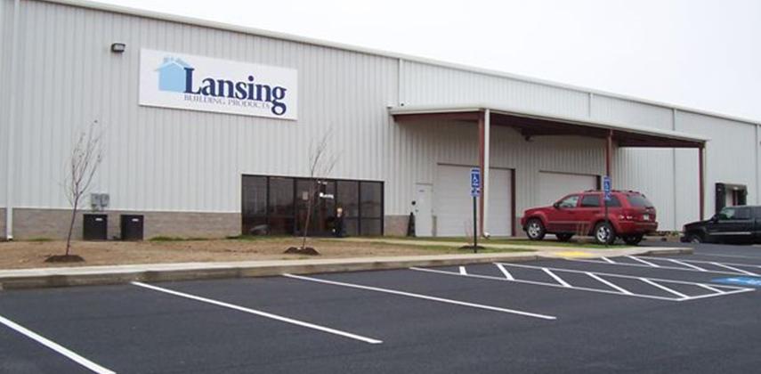 bentonville lansing building products